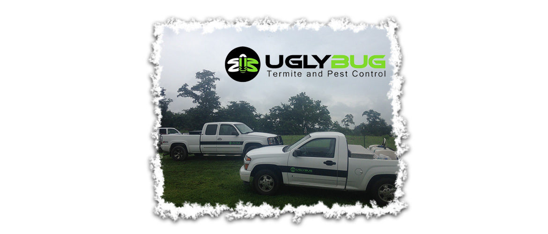 UglyBug company trucks